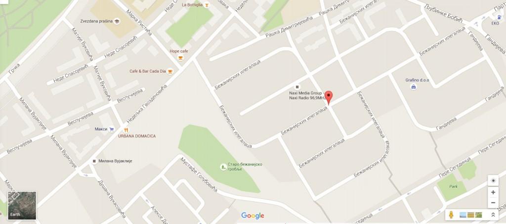bezanijska kosa mapa Kontakt | Tepih Sevis Tea | Novi Beograd | Bežanijska Kosa bezanijska kosa mapa