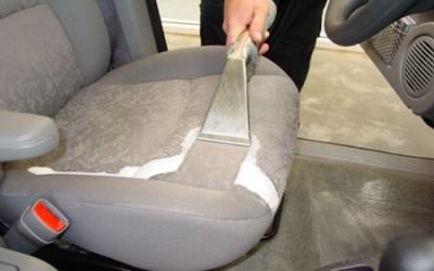 Pranje unutrašnjosti automobila