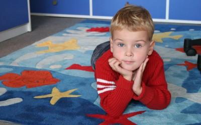 Tepih za dečiju sobu